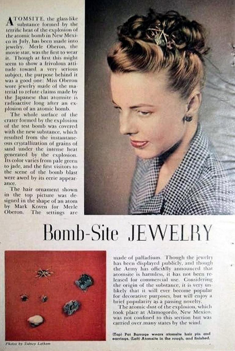 bomb site jewellery